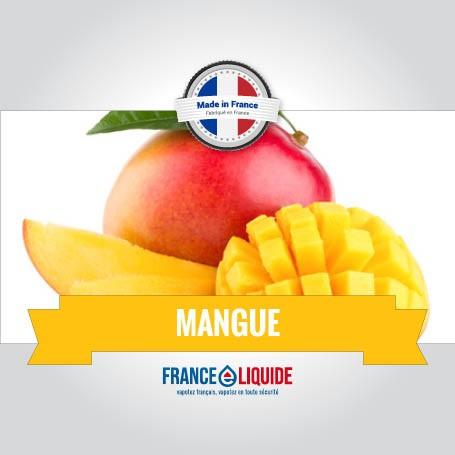 e-liquide saveur mangue 10mL