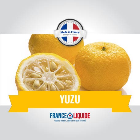 e-liquide saveur YUZU 10mL
