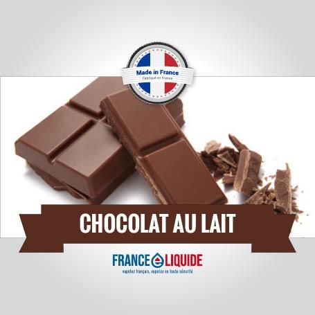 e-liquide Chocolat au lait