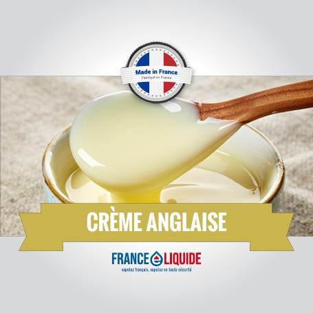 e-liquide saveur crème anglaise 10mL