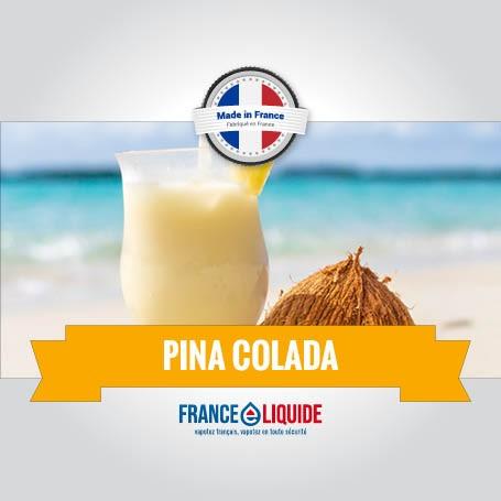 e-liquide saveur Pina Colada