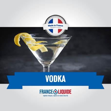 e-liquide saveur vodka 10mL