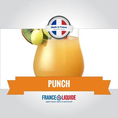 e-liquide saveur Punch