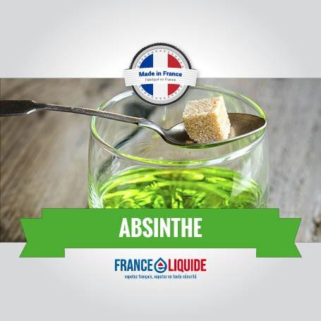 e-liquide saveur absinthe 10mL